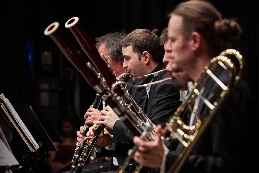 Kammerphilharmonie, Neujahrskonzert 2018, @ Düdingen